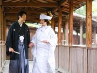 松村さま、池脇さま H28.11.27[挙式]豊国神社