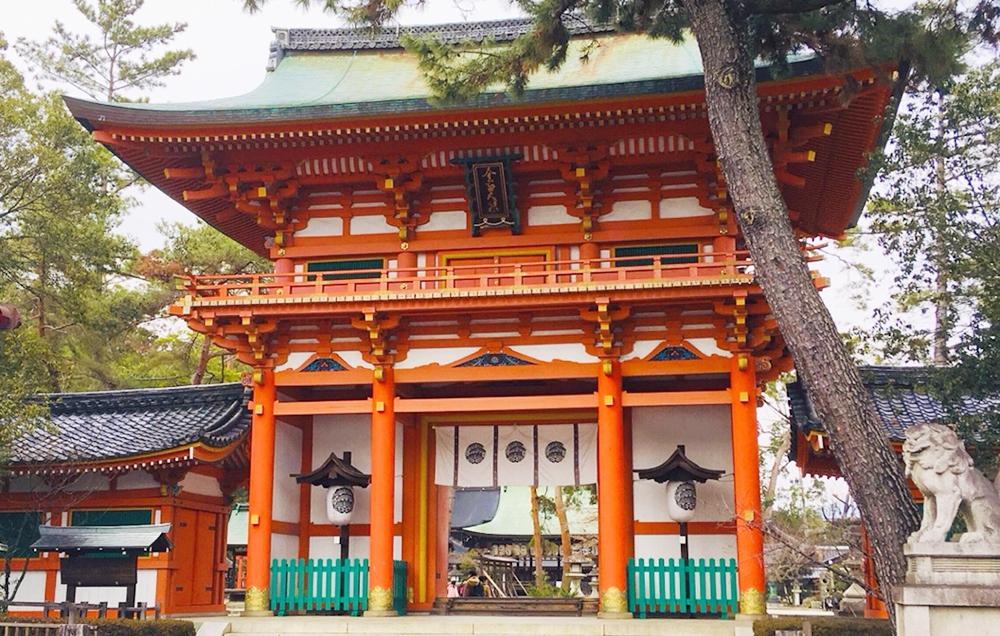 神社 今宮