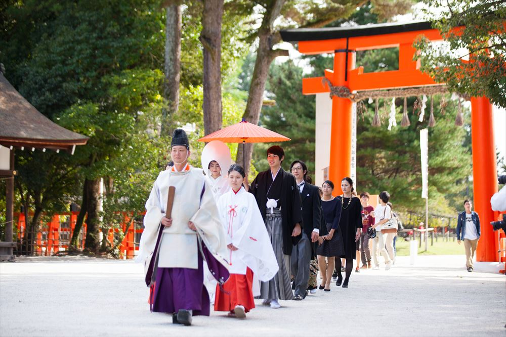 上賀茂神社(賀茂別雷神社)